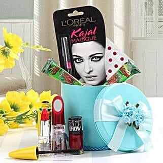 Splendid Hamper: Cosmetics & Spa Hampers for Karwa Chauth