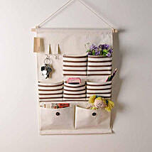 Storage Organizer In Stripes: Funny Gifts