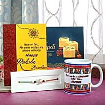 Studded With Love: Rakhi With Mugs