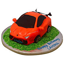 Stylish Lamborghini Cake: Cake Delivery in Kalyan