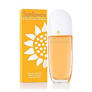 Sunflowers By Elizabeth Arden For Women: Perfume for Women