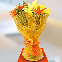 Sunshine Lillies: Wedding Gifts to Mysore