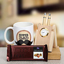 Super Hamper For Super Dad: Chocolate Delivery in Bangalore