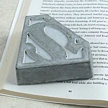 Superman Paperweight: Gifts for Son