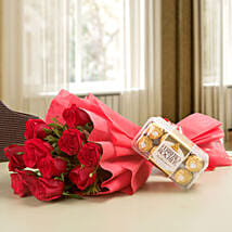 Supple Gesture: Send Flowers & Chocolates to Pune