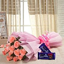 Sweet Elegance: Send Flowers & Chocolates to Pune