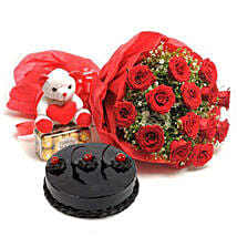 Sweet Love: Flowers & Chocolates Faridabad