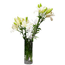 Sweet memories: Lilies for Him