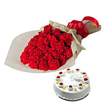 Sweet Moments: Send Flowers & Cakes for New Year