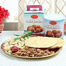 Sweet N Crunchy Delight: Karwa Chauth Gifts for Bahu