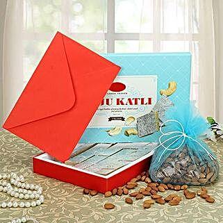 Sweet N Nut: Send Diwali Sweets to Jalandhar