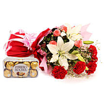 Sweetest Of All: Send Flowers & Chocolates to Pune