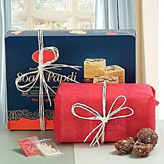 Sweetness Of Bhaidooj: Send Bhai Dooj Gifts to Chennai