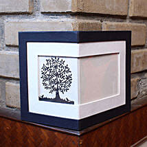TARAgram Corner Wall Handmade Paper Photo Frame: Friendship Day Photo Frames