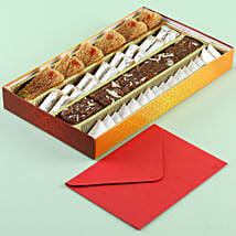 Tasty Diwali Box: Sweets to Delhi