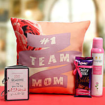Team Mom Hamper: Send Perfumes to Lucknow