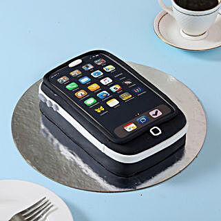 Techy iPhone Cake: Designer Cakes to Kanpur