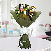 Tempting Chocolate Bouquet: Anniversary Chocolate Bouquets