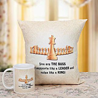 The King Duology: Gift For Boss