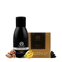 The Man Company Charcoal Charcoal Refresher: Send Cosmetics & Spa Hampers