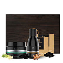 The Man Company Charcoal Express: Cosmetics & Spa Hampers to Your Love