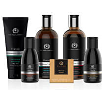 The Man Company Charcoal Gang: Gifts for Boyfriend