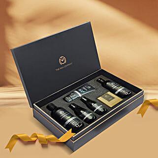 The Man Company Charcoal Gang: Cosmetics & Spa Hampers
