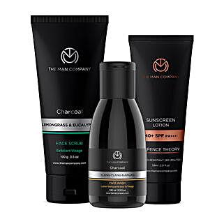 The Man Company De-Tan Deep Ritual: Cosmetics & Spa Hampers