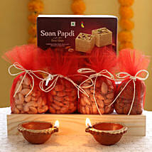 Thrill In Diwali: Send Diwali Sweets to Noida