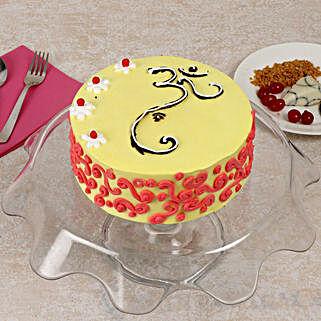 Traditional Cake: Ganesh Chaturthi Gifts