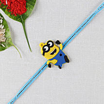 Trendy Minion Kids Rakhi: Send Rakhi to Kalyani