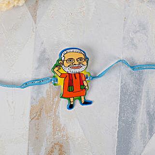 Trendy Modi Rakhi: Cartoon Rakhi