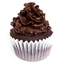 Tripple Chocolate Cupcakes: Send Romantic Chocolate Cakes