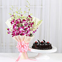 True Admiration: Flowers & Cakes for New Year