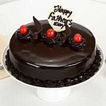 Truffle Cake For Fathers Day: Cake Delivery in Theni