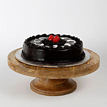 Chocolate Truffle Cake: Send Fathers Day Gifts to Pune
