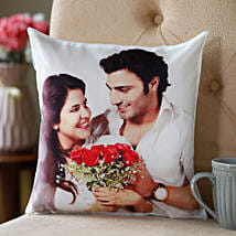 Personalized Cushion Gift: Gifts to Navsari