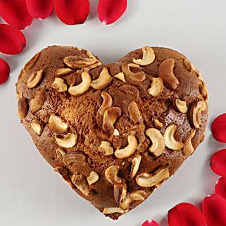 Vanilla Cashew Dry Cake- 500 gms: Cakes to Phek