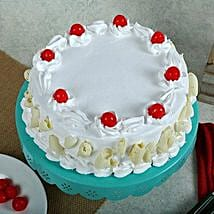 White Forest Cake: Cakes to Bulandshahr