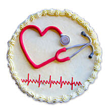 With Love To Doctor: Send Doctors Day Cakes