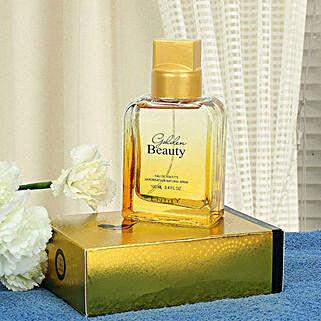 Women Golden Beauty: Romantic Perfumes