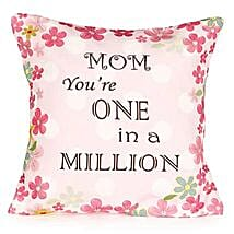 Worlds Best Mom Cushion: Birthday Gifts for Mom