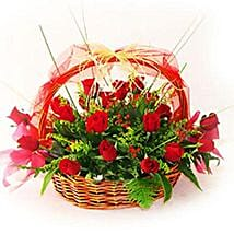 A Basket of Love: Romantic Gifts to Malaysia