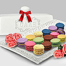 Assorted Macaroon Ville: Send Cakes to Malaysia
