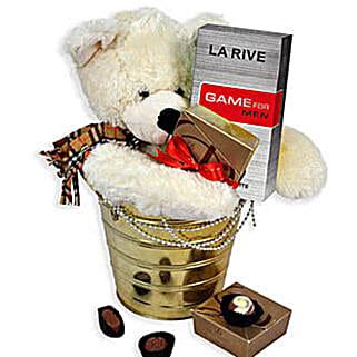 Bear With Perfume: Send Ramadan Gifts to Malaysia