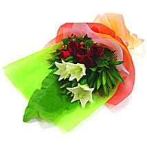 Charming Rose N Lily: Send Anniversary Flowers to Malaysia