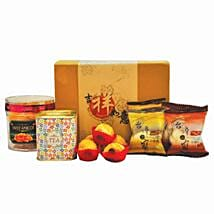 Cny Cookies N Tea Gift Hamper: Send Chinese New Year Gifts to Malaysia