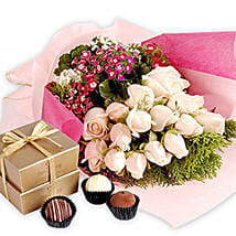 Graceful Roses: Send Birthday Gifts to Malaysia