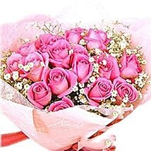 Lovely Pink Blooms: Friendship Day Gifts Delivery In Malaysia
