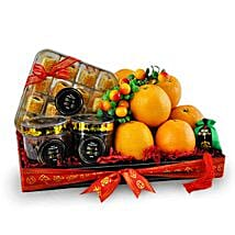 Mandarin Oranges Hamper: Send Chinese New Year Gifts to Malaysia